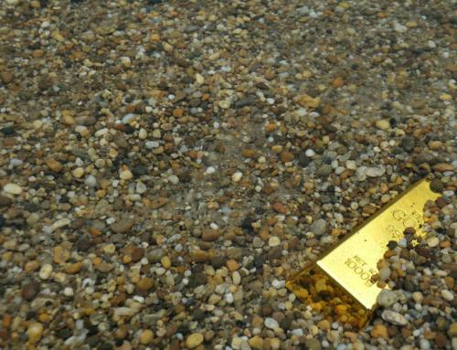 Aus Asche mach Gold