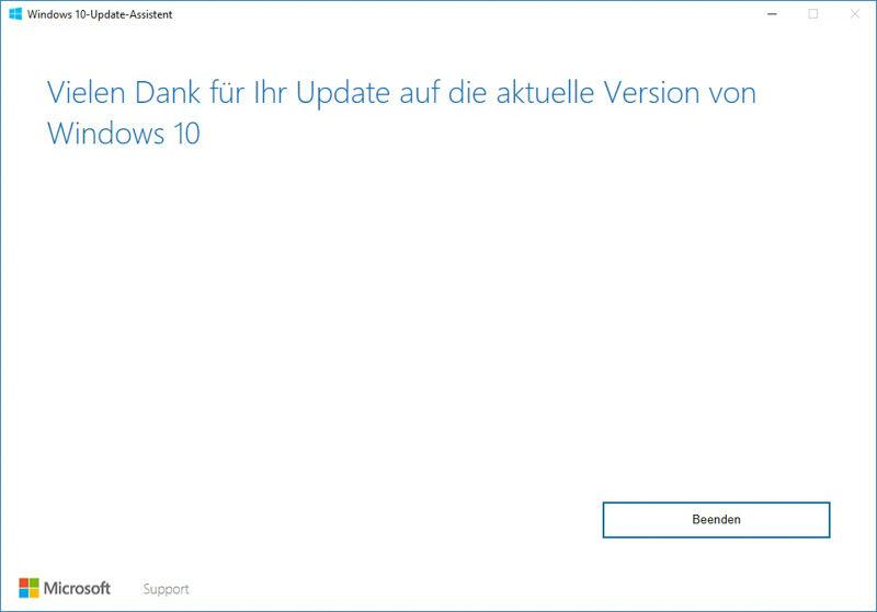 Wechsel von Windows 7 32Bit auf Windows 10 64Bit